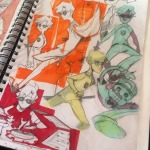 art_dump dave_strider godtier katana knight lawey lil_cal red_baseball_tee sketch starter_outfit timetables