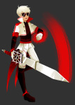 crossover dave_strider fashion ray rwby solo