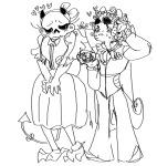 blush calliope escl-ert fashion formal grim_reaper heart karkat_vantas redrom shipping suit