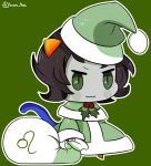 fate fate_extra holidaystuck meme michelle_egbert nepeta_leijon parody solo source_needed zodiac_symbol