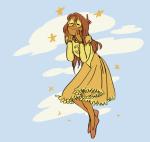 clouds dreamself jade_harley midair poidkea solo stars