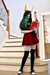 book bronya_ursama cosplay hiveswap mkla-cosplay real_life solo