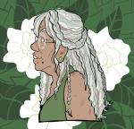 body_modification flowers grandma profile solo specialsari