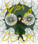 doom_aspect godtier hiveswap joey_claire non_canon_design solo sylph thatlldoodles