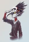 crossover my_hero_academia skulls solo syblatortue trollified