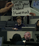 comic computer crossover image_manipulation lemmy_telya let_me_tell_you_about_homestuck meme text the_social_network the_word_homestuck wariofan63
