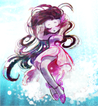 fantroll freckles solo sukka underwater
