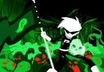 blood crossover danny_phantom dirk_strider homeboysammy image_manipulation