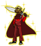 alternate_hair caledfwlch dave_strider godtier knight scrumss solo time_aspect transparent