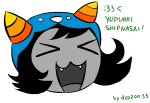 crossover dsp2003 nepeta_leijon pixel solo touhou yukkuri