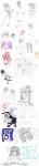 adventure_time aradia_megido art_dump becquerel blush crossover eridan_ampora fashion feferi_peixes gamzee_makara hat heart jade_harley juggalovania karkat_vantas katamari kigurumi long_image meme merunyaa nepeta_leijon no_glasses pbj pimp pimpstuck redrom scalemates shipping sketch spiders tavros_nitram terezi_pyrope text trollface vriska_serket word_balloon