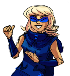 godtier hanna-cepeda rogue roxy_lalonde solo thumbs_up void_aspect