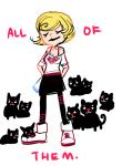 alcohol cats doomyz meowcats roxy_lalonde solo