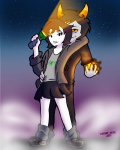 flashlight hiveswap joey_claire kennybest redrom shipping star_crossed_romance xefros_tritoh