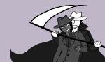arijandro blackrom candy_corn candy_corn_vampire humanized jack_noir problem_sleuth problem_sleuth_(adventure) problem_slick scythe shipping spades_slick