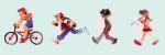 crossover earthbound karkat_vantas mother music_note nintendo pokémon profile sissymandias yume_nikki