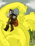 animals crossover how_to_train_your_dragon karkat_vantas leverets request sollux_captor