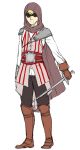 assassin's_creed crossover dave_strider sangcoon solo weapon