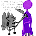 bgrevln8fu cd clubs_deuce impalement koala_tea weapon