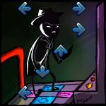 cover_art crossover ddr gaming jack_noir playerprophet solo spades_slick