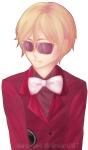 akira-nami dave_strider red_plush_puppet_tux solo