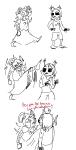 aradia_megido aradiabot comic elluciot equius_zahhak sweat text