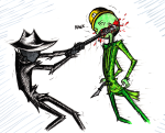 blood cast_iron_horse_hitcher felt gore gummy-centipedes itchy jack_noir spades_slick