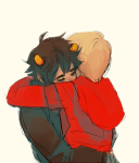 dave_strider godtier karkat_vantas knight private_source red_knight_district redrom shipping yt