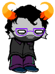 crossover dream_ghost mamakato solo sprite_mode transparent trollified vinesauce