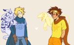 crossover deleted_source digimon fanaspect godtier heart heir kiba knight yt