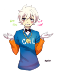au cal_strider guidestuck humanized lil_cal nedoiko no_hat solo