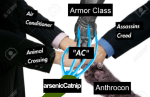 action_claws animal_crossing assassin's_creed cats fistbump head_out_of_frame image_manipulation meme nepeta_leijon nintendo suit text this_is_stupid wakraya