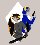 arijandro diamond fantroll gun weapon wonk