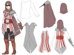 assassin's_creed character_sheet crossover dave_strider sangcoon solo weapon