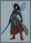 ancestral_awakening ancestral_awakening_sword roving-neophyte solo sword vriska_serket wings_only