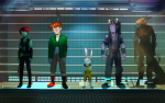 casey crossover equius_zahhak fletcheryandere guardians_of_the_galaxy jake_english kanaya_maryam lil_sebastian marvel parody