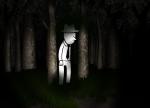 crossover dad image_manipulation slenderman solo trees