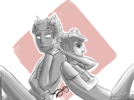 awespic blind_sollux diamond dream_ghost eridan_ampora erisol holding_hands no_glasses palerom shipping sollux_captor