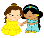 aladdin beauty_and_the_beast cancersyndrome crossover disney holding_hands image_manipulation shipping sprite_mode