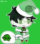 fate fate_extra holidaystuck jake_english kid_symbol meme michelle_egbert parody solo source_needed