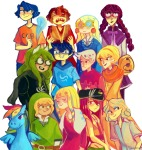 avatar_the_last_airbender beta_kids breath_aspect crossover dave_strider dogtier godtier harry_potter heir jade_harley john_egbert jununy knight light_aspect madoka_magica my_little_pony nintendo percy_jackson_series rainbow_dash rose_lalonde seer space_aspect the_legend_of_zelda the_world_ends_with_you time_aspect witch