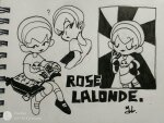 ? rose_lalonde solo starter_outfit text twitter unity26803703