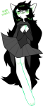 animal_ears barefoot dogtier godtier jade_harley mike solo transparent witch