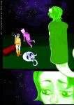7ug7wang comic gcatavrosprite godtier hope_aspect jake_english jasprosesprite^2 meowrails nepeta_leijon nepetasprite page sprite tavros_nitram word_balloon zodiac_symbol