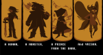 crossover deltarune godtier image_manipulation light_aspect meme ruby-cloud sepia text thief vriska_serket