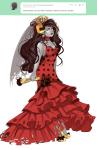 aradia_megido ask dead_aradia fashion formal jewelry kanayas_beauty_salon milkydayy solo