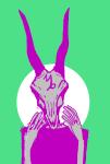 arijandro gamzee_makara headshot ohgodwhat skulls solo zodiac_symbol