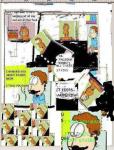 cake comic crossover garfield image_manipulation it_keeps_happening koala_tea square_root_of_minus_garfield sweet_bro_and_hella_jeff weirdstonk