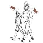 dancestors equius_zahhak horses horuss_zahhak twitter vxian zahhaks