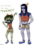 babinani equius_zahhak huge meowrails nepeta_leijon no_hat text